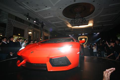 2011 Lamborghini Aventador LP700-4 by Niche Cars