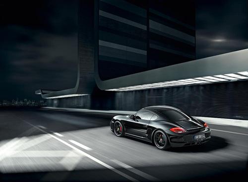 ปอร์เช่ เคย์แมน เอส แบล็ค อิดิชั่น (Cayman S Black Edition)