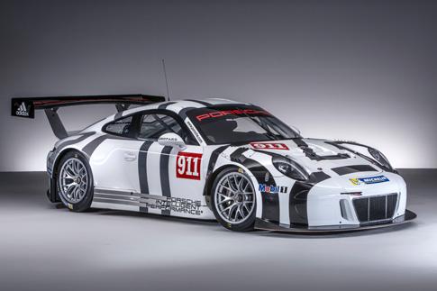 911 จีที3 อาร์ (911 GT3 R) ใหม่ล่าสุด เบากว่า ประหยัดกว่า และเร็วกว่า