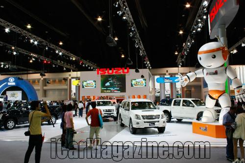 บรรยากาศในงาน Motor Expo 2009 ภาค 2