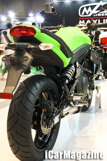 รวมภาพรถจักรยานยนต์สวยๆในงาน Motor Show 2553