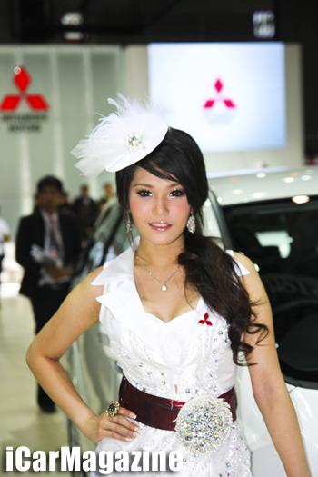 พริตตี้ Motor Show 2553 ภาคต่อ