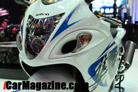 รวมภาพรถจักรยานยนต์ในงาน Motor Show 2554