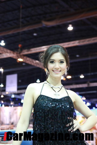 Pretty Girls in Motor Show 2011 ภาค 1