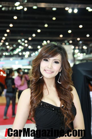 Pretty Girls in Motor Show 2011 ภาค 2