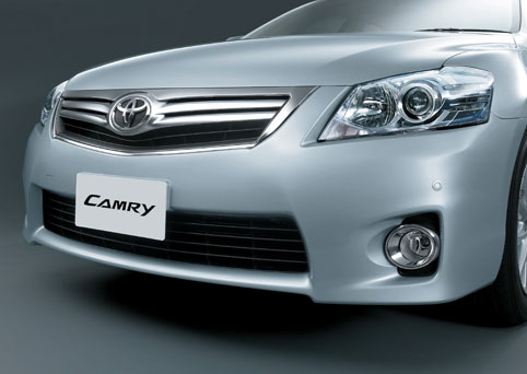 Toyota Camry Hybrid – Drive Intelligent Drive Hybrid