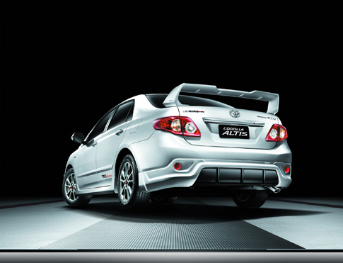 Toyota Corolla Altis TRD Sportivo ใหม่