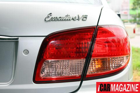 รถมือสอง Nissan Cefiro A33 ปี 2003 ก่อนปิดตำนานไปสู่ Teana